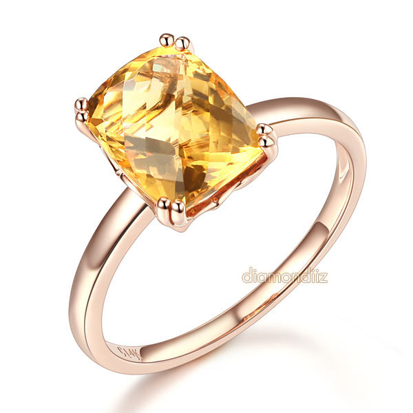 14k gold wedding promise anniversary engagement