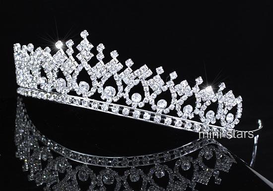 Braut Hochzeit Festzug Hohe Qualitat Diadem Verwenden Swarovski